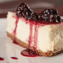Cheesecake photos by @thefinestphoto